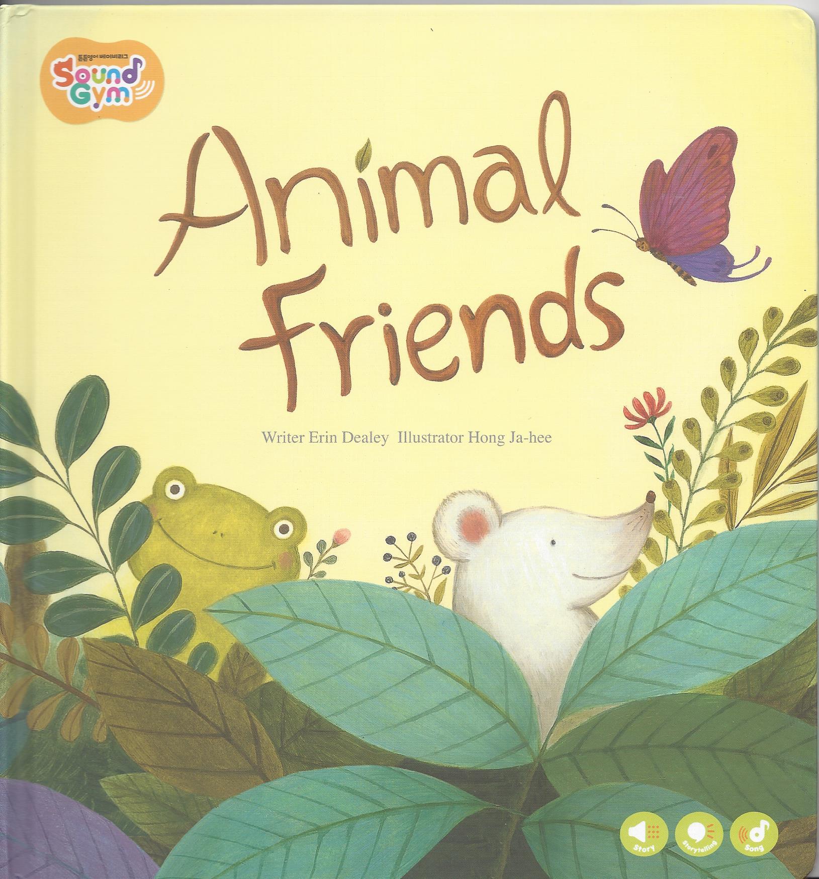 Animal Friends #erindealey